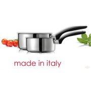 Cratita cu maner BRAVA 12 cm 0,6lt