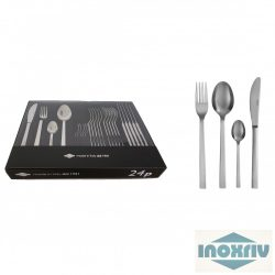 Set tacam Ginevra Frozen in cutie design 24 ps.