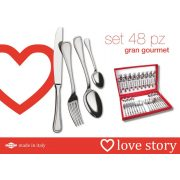 Set tacâm Love Story YORK 48 p.