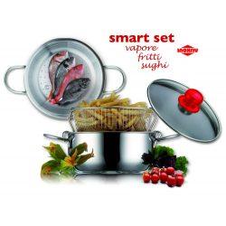 Eatitaly Smart set pentru gatit la aburi
