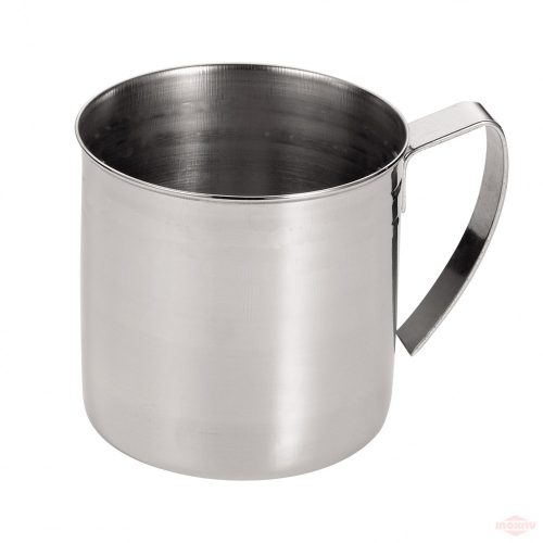 Bricco cana ceai inox 7 cm