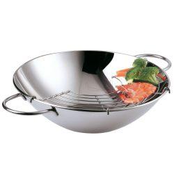 Wok cu grill 30 cm